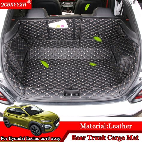 Styling Mats - qcbxyyxh car styling floor mat leather tray carpet cargo