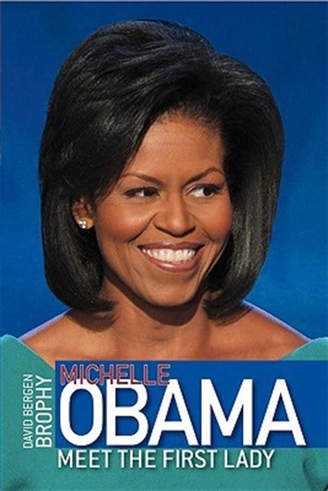 michelle obama meet   lady  david  brophy