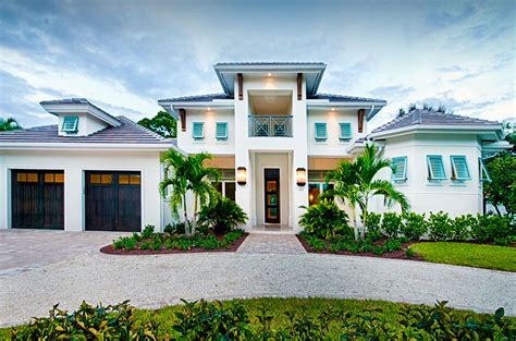 Florida House Plans  Architectural Designs