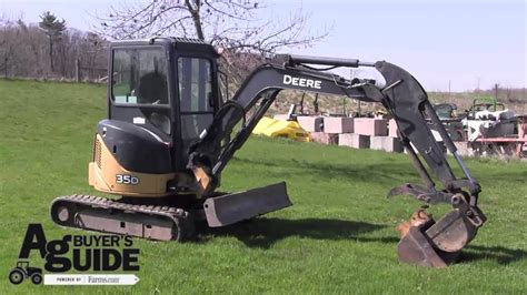 john deere  excavator youtube