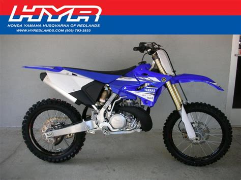 yamaha yz250 2 stroke motorcycles for sale