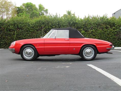 1967 Alfa Romeo Duetto For Sale by 1967 Alfa Romeo Duetto For Sale 2103738 Hemmings Motor News