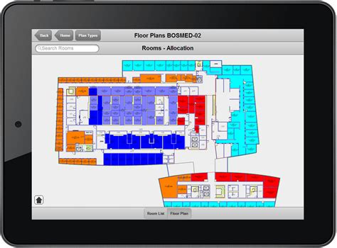 space planning app space planning management