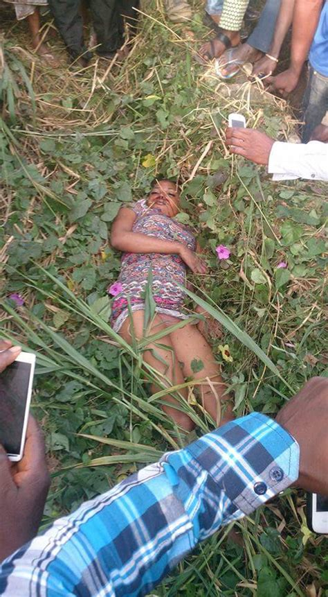 Graphic Photostwo Girls Found Dead After Being Declared