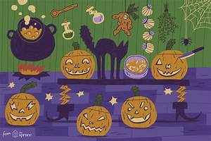Free, Pumpkin, Carving, Patterns, And, Templates, For, Halloween