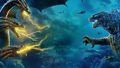 Godzilla Ghidorah King 5k Wallpapers 1600 1080