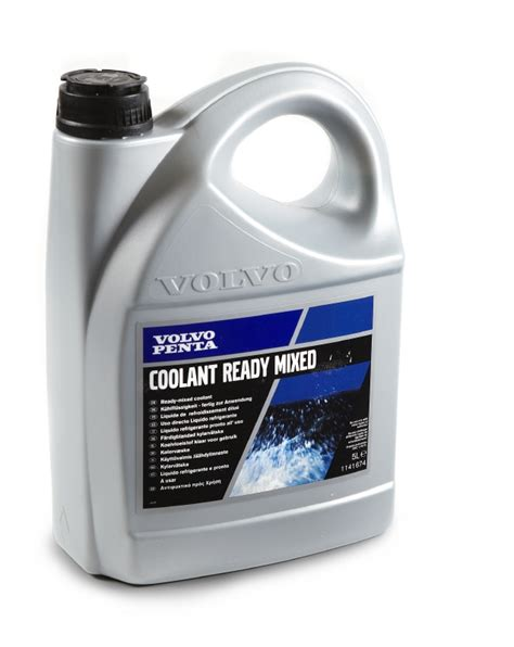 volvo penta coolant ready mixed volvoreviewcom