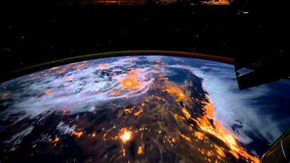 Iss Earth Space Animated Station Desktop Windows