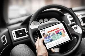 Assurance En Ligne Voiture : assurance temporaire sur tablette dans voiture ~ Medecine-chirurgie-esthetiques.com Avis de Voitures