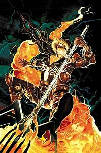 ghost rider symbiote | Symbiote Mania | Pinterest