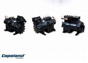 Compressor Catalog  Copeland Semi Hermetic Compressor