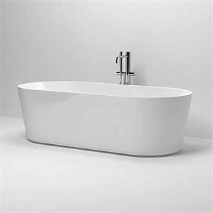Baignoire A Poser : baignoire ovale design inbe big clou ~ Edinachiropracticcenter.com Idées de Décoration