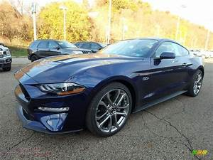 2018 Ford Mustang GT Premium Fastback in Kona Blue photo #6 - 103170 | All American Automobiles ...