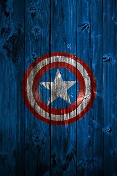Captain America Shield Iphone Wallpapers Marvel Avengers