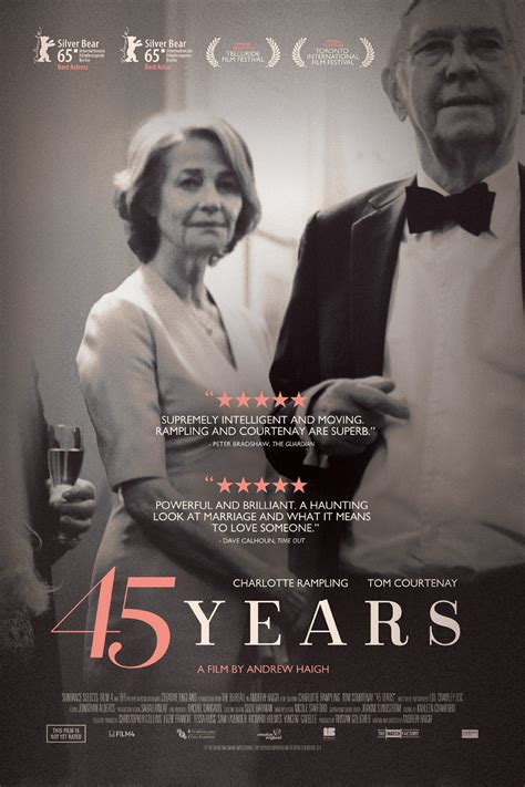 45 Years DVD Release Date | Redbox, Netflix, iTunes, Amazon