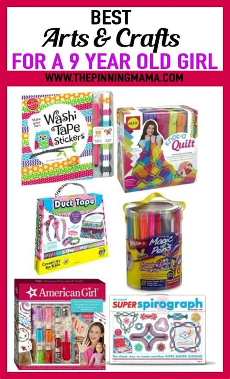 christmas crafts for 10 year olds the ultimate gift list for a 9 year the pinning