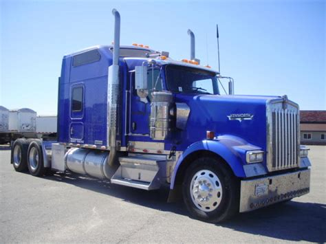 2010 kenworth w900 for sale used 2003 kenworth w900 tandem axle sleeper for sale