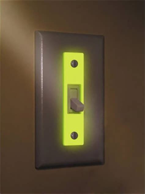 illuminating switch plates a diy attempt bad and the