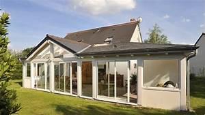 maison avec veranda integree construire une vranda pour With maison avec veranda integree