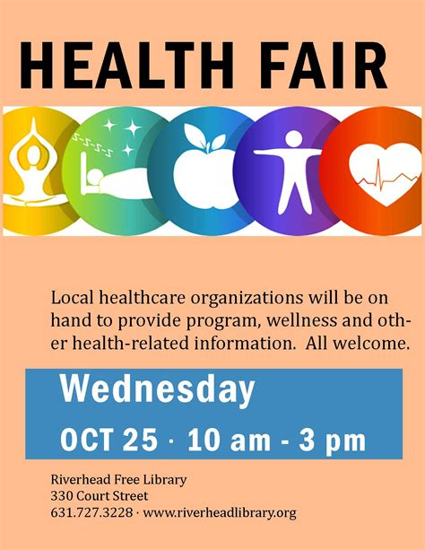 October 23, 2017  Riverhead Free Library Health Fair. Good Marketing Resume Templates. Weekly Hourly Planner Template. Quarterback Wristband Playbook Template. Birthday Chalkboard Template. You Are Cordially Invited. Funeral Bulletin Template Free. International Affairs Graduate Programs. Credits To Graduate High School