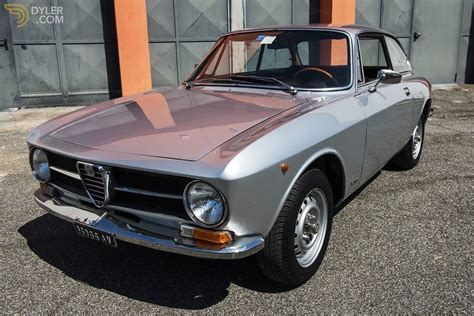 Alfa Romeo Gt For Sale by Classic 1973 Alfa Romeo Gt For Sale Dyler
