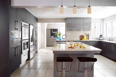 cuisine et fonctionnelle cuisine moderne fonctionnelle maison moderne