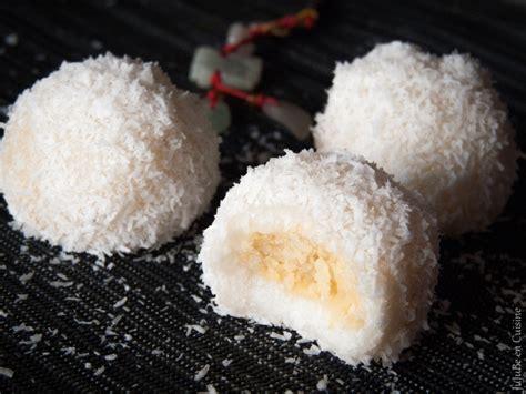 jujube en cuisine recette de boules de coco perles de coco gourmandise