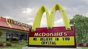 Was McDonald's 'Signs' Ad on the Golden Globes Inspiring ...