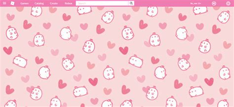 We have 84+ background pictures for you! Roblox) Molang♡   Userstyles.org