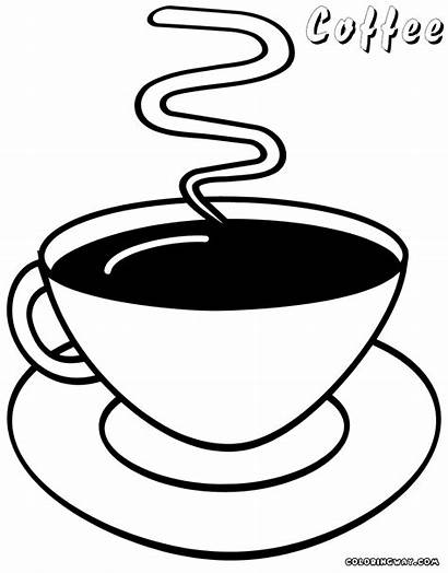 Coffee Coloring Pages Coffee3