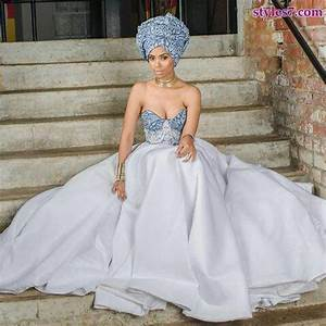 south african traditional attires in 2017 styles 7 With white african wedding dress