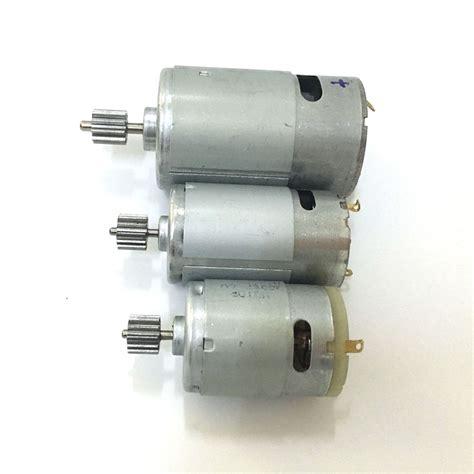 Motor Electric 380 by Children Electric Remote Car Motor Engine 12v Dc