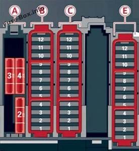 Audi A5    S5  2013  2014  2015  2016  Fuse Box Diagram