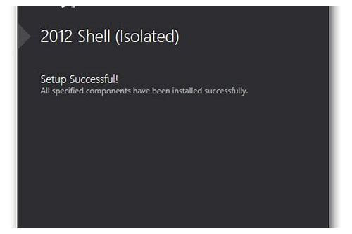 visual studio 2012 isolated download