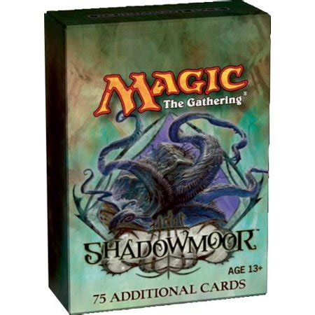 Magic The Gathering Shadowmoor Starter Deck Shadowmoor