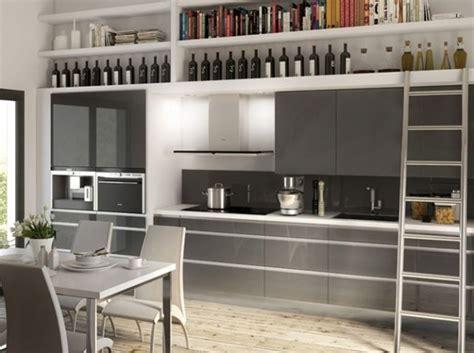 etagere deco cuisine cuisine avec etagere but la cuisine kitchen