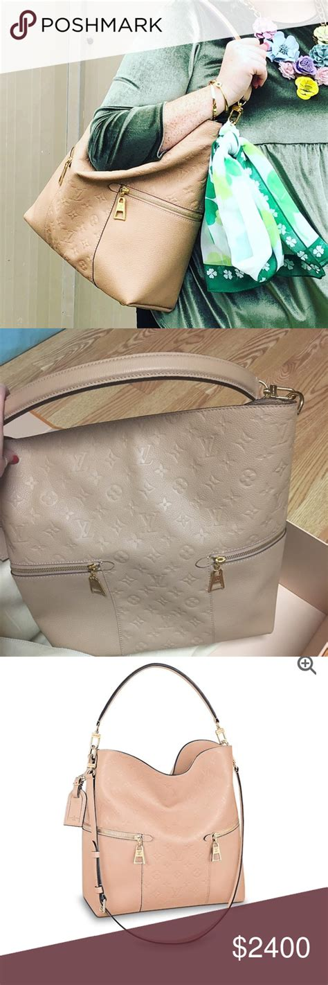 louis vuitton bag   melie   excellent condition retails brand