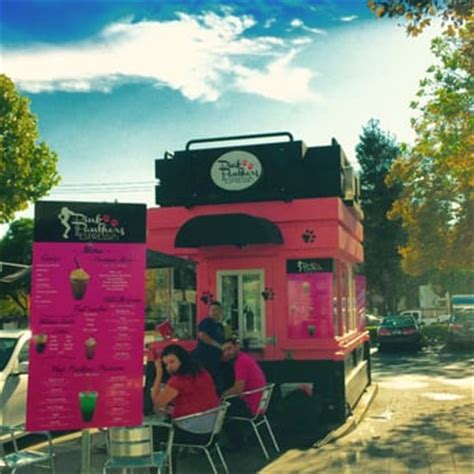Pink panther wants to hear what you're wishing for this christmas! Pink Pantherz Espresso - 44 Photos & 26 Reviews - Coffee & Tea - 46685 Mission Blvd - Fremont ...