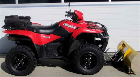 Suzuki Atvs For Sale by Page 100206 Used 2006 Suzuki Kingquad 700 In Rapid City