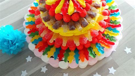 crea gateau de bonbons