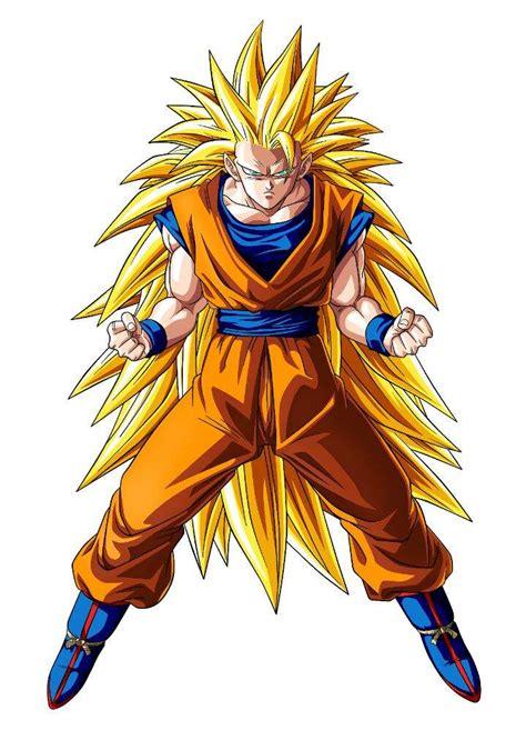 As 5 transformações mais top do Goku Dragon Ball Oficial