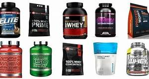 What Is The Best Whey Protein Brand For Building Muscles