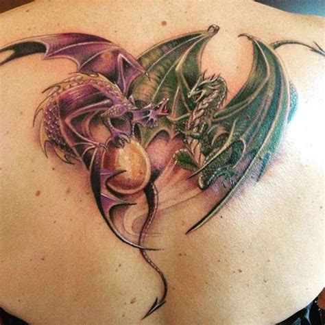 dragon tattoos  pictures  meaning