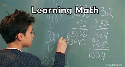 learning math is possible 5 ways to get better at mathematics edutrics