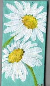 10+ best ideas about Daisy Painting on Pinterest | Daisy ...