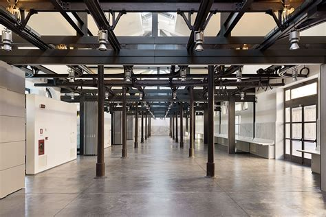 New Rooms For The Faculity Of Architecture At Roma 3