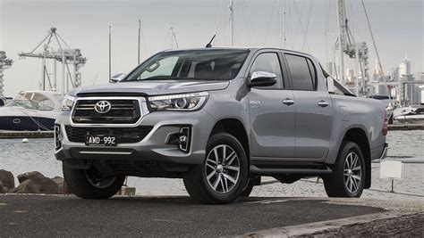 toyota hilux  update  bring advanced safety gear