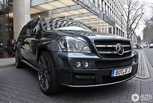 Mercedes Familiale : imposante voiture familiale brabus widestar 6 1 gl ~ Gottalentnigeria.com Avis de Voitures