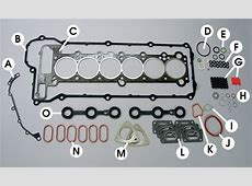 identifying what's in a head gasket set