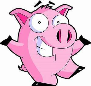 Hilarious Galleries » Funny Cartoon Pig - ClipArt Best ...